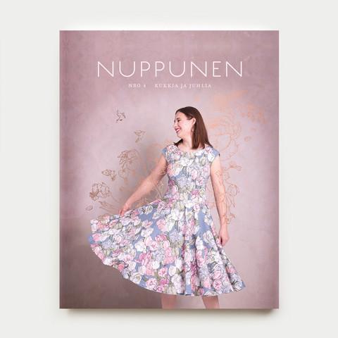 Nuppu Print Company: Nuppunen 4 - Kukkia ja juhlia