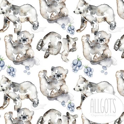 Allgots, luomutrikoo: Bearhug