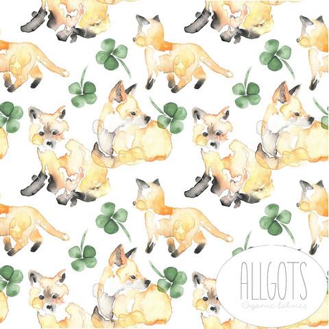 Allgots, luomutrikoo: For fox sake