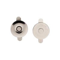 Prym: Magneettilukko 18mm, hopea