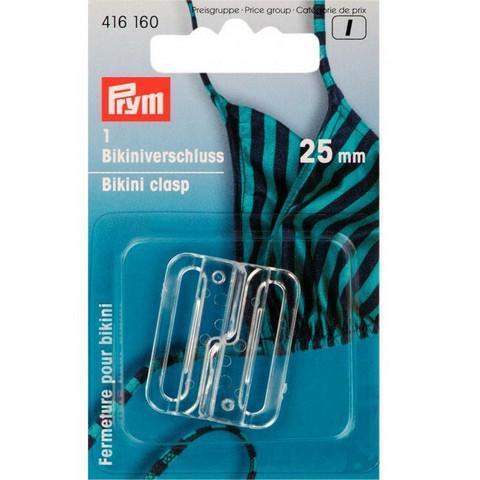 Prym: Bikinisolki muovi 25mm