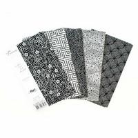 Tissu de Marie Fat quarter bundles: Käsityöpuuvillalajitelma 5 x 50x57cm (Devoted daisy)
