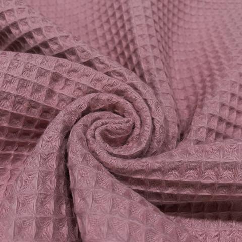 Vohvelikangas: Tumma vanha roosa