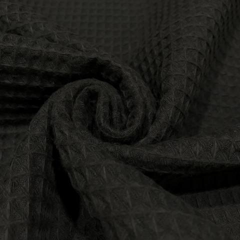 Vohvelikangas: Musta