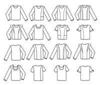 LillaLumi: Justus & Selina -paita 80-170cm