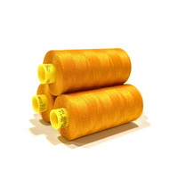Gütermann ompelulanka 1000m: Poltettu oranssi 362