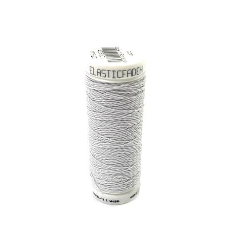 Ommeltava kuminauha / joustava ompelulanka 10m, valkoinen