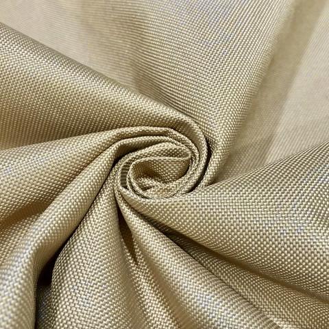Oxford: Laminoitu polyesterikangas 300g/m2, beige