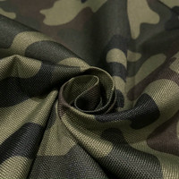 Oxford: Laminoitu polyesterikangas 300g/m2, camo