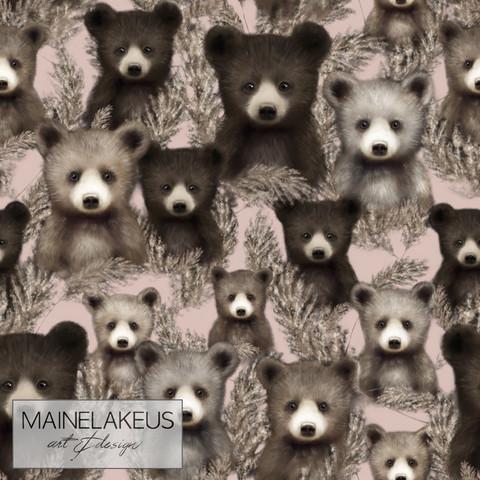 Mainelakeus: Pampakarhut blush, trikoo