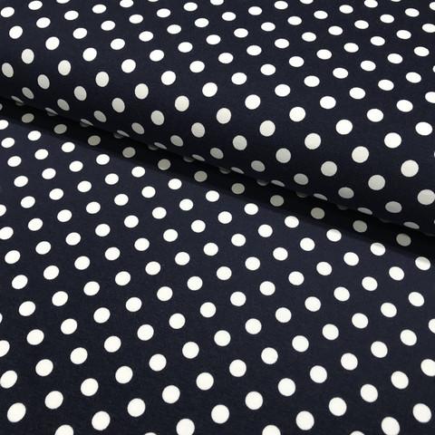 Trikoo: Dots, tummansininen