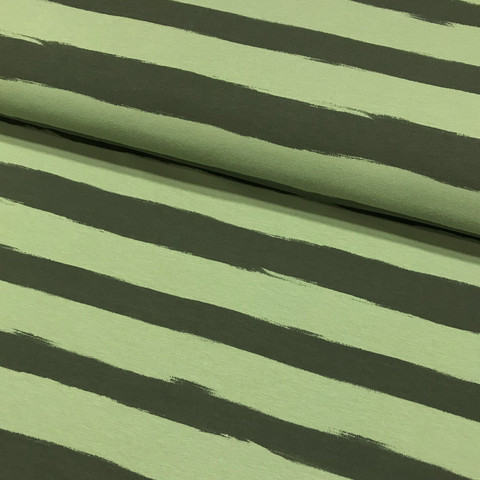 Trikoo: Raita, vihreä