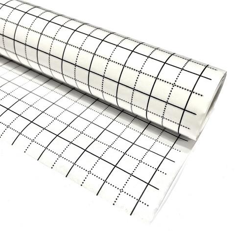Kaavapaperi ruudutettu 0,8m x 15m