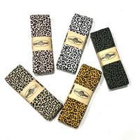 Oaki Doki, trikookantti leopard 20mm 3m, useita eri värejä