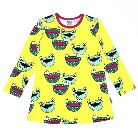 Tunika: Frogs, keltainen