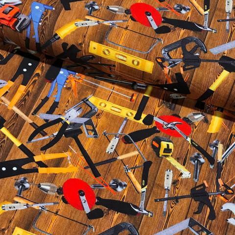 Digitrikoo: Työkalut, ruskea