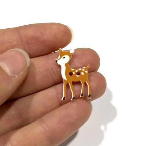 Prym: Nappi bambi 25mm
