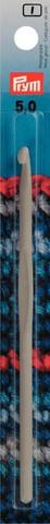 Prym: Virkkauskoukku 5,0mm, alumiini