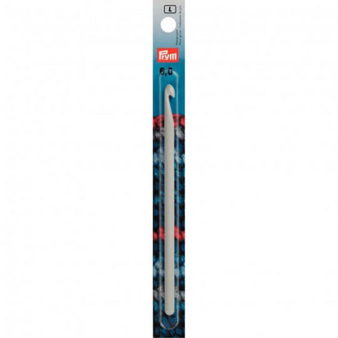 Prym: Virkkauskoukku 6,0mm, muovi