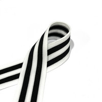 Raitanauha 30mm, musta-valkoinen