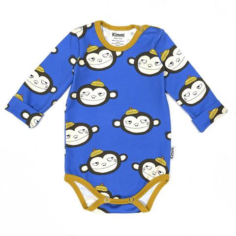 Babybody: Monkey, blu