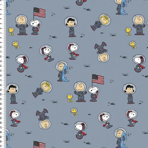 Snoopy trikoo: Snoopy astronaut, vaalea jeans