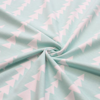 WCollection, luomutrikoo: Triangles, aqua