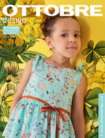 Ottobre design: Kids fashion 62-170cm, kesä 3/2019