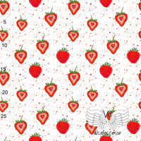 WCollection, luomutrikoo: Strawberries