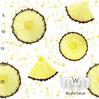 WCollection, luomutrikoo: Pineapple
