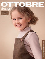 Ottobre design: Kids fashion 50-170cm, syksy 4/2019