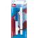 Prym: Liitukynä ja pensseli, valkoinen ja sininen