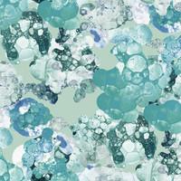 Hellin: Bubble Bath trikoo, Vihreä minttu