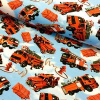 Digitrikoo: Paloautot, taivaansininen