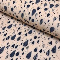 Softshell: Drops, hento vaaleanpunainen / nude