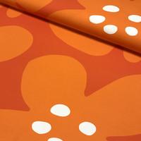 Kuosiverstas, luomutrikoo: Jättivuokko, oranssi