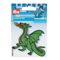 Prym: Silitettävä Lohikäärme -kangasmerkki