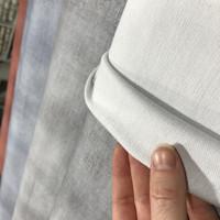 Joustocollege: Jeanslook, vaaleanharmaa