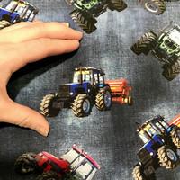 Stenzo, digitrikoo: Traktorit, farkku
