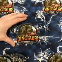 Stenzo, digitrikoo: Dinosaurukset, tummansininen