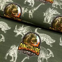 Stenzo, digitrikoo: Dinosaurukset, armeijanvihreä