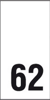 Kokomerkki - 62 - 10kpl
