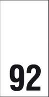Kokomerkki - 92 - 10kpl
