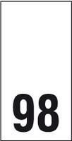 Kokomerkki - 98 - 10kpl