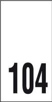 Kokomerkki - 104 - 10kpl