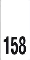 Kokomerkki - 158 - 10kpl