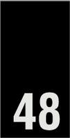 Kokomerkki - 48 - 10kpl