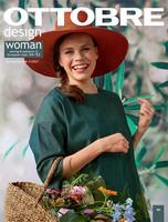 Ottobre design: Woman 34-52, kevät/kesä 2/2021