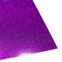 Silityskalvo: Glitteri, violetti (Gem Flex)