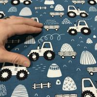 Digitrikoo: Traktorit, petrooli